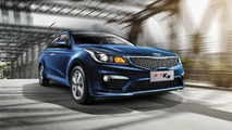 Kia Rio Sedan - K2 - China