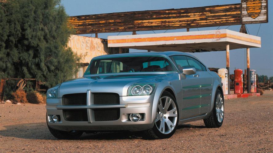 2001 Dodge Super8 Hemi: забытые концепт-кары