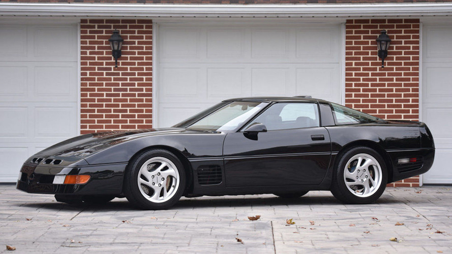 Rare Callaway Corvette eBay find has just 10,000 miles to its name