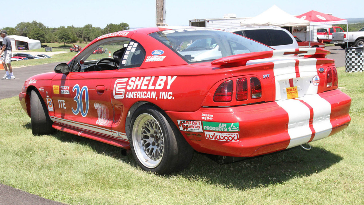 Why Is This Ford Mustang Cobra R Race Car Listed For 1m