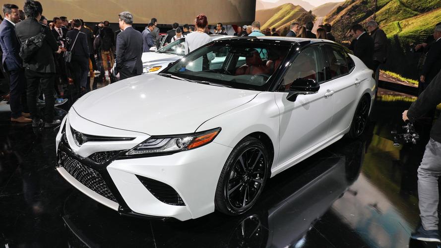 Ford F-150 e Toyota Camry, líderes nos EUA, se renovam no Salão de Detroit
