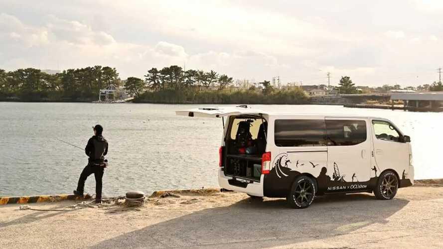 Nissan NV350 Caravan ES Mobility Concept