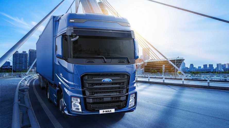 Ford F-Max: Ja, Ford baut auch Lastwagen