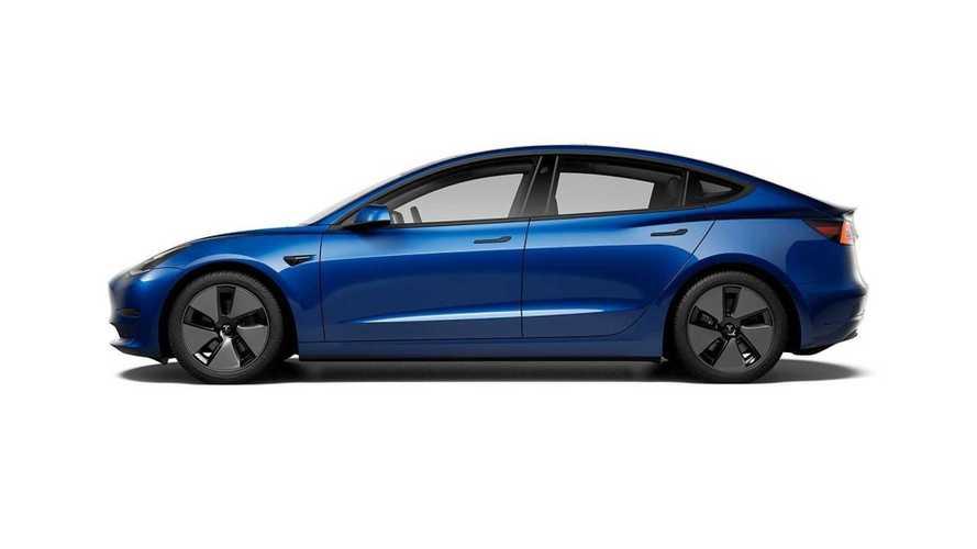 2021 Tesla Model 3 Standard Range Plus Gets Top EPA Efficiency Rating