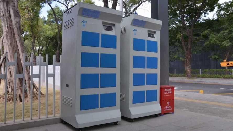 Porque a troca de bateria é um sucesso na China (mas ainda difícil para os carros)