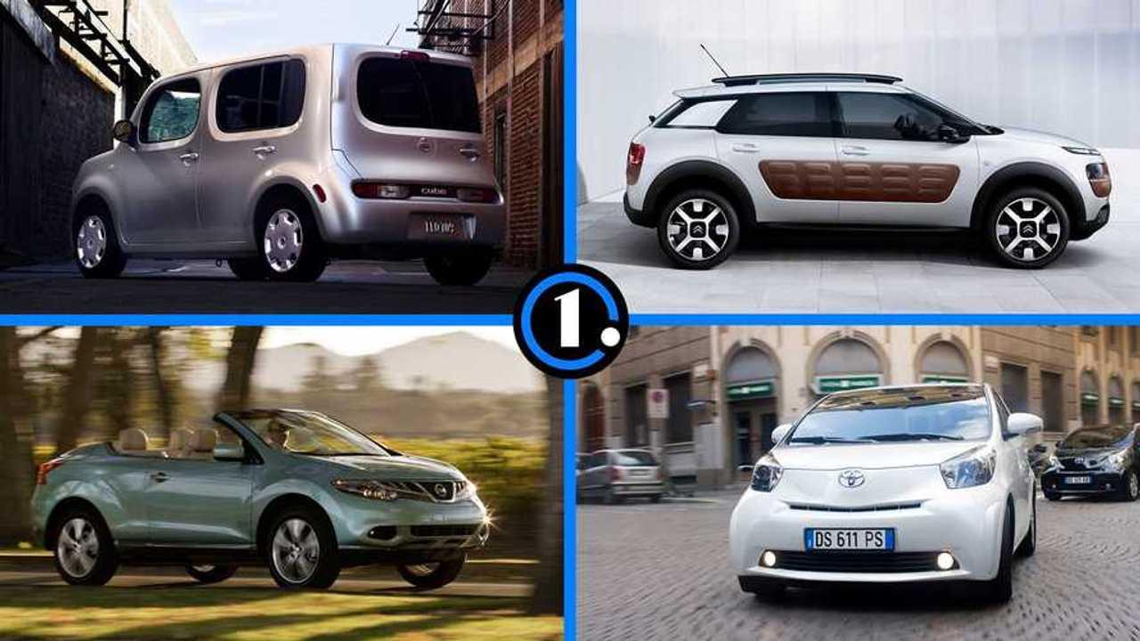 11 coches revolucionarios por diseño, tecnología o prestaciones
