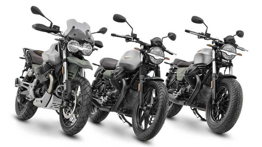 Moto Guzzi Centennial Livery Editions