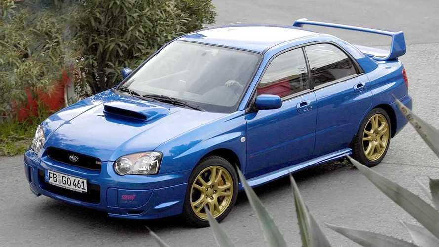 20 aniversario de los Subaru WRX STI e Impreza WRX STI