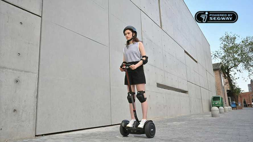 Segway Ninebot Is Rebooting An Old Electric Two-Wheeled Friend