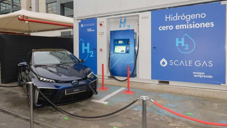¿Sabías que ya se puede repostar hidrógeno en Madrid?