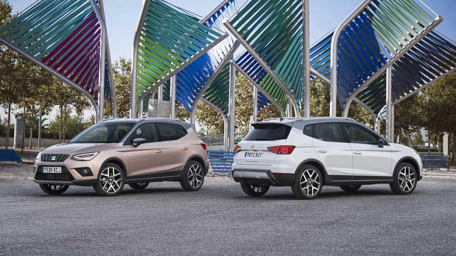 SEAT Arona GO2 2021: equipamiento extra por poco precio