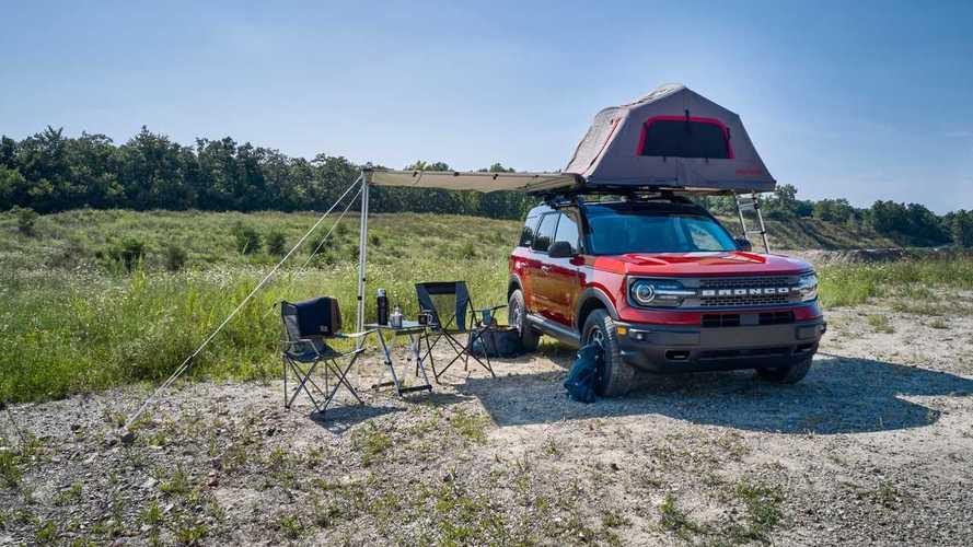 Ford Bronco, tutti gli accessori