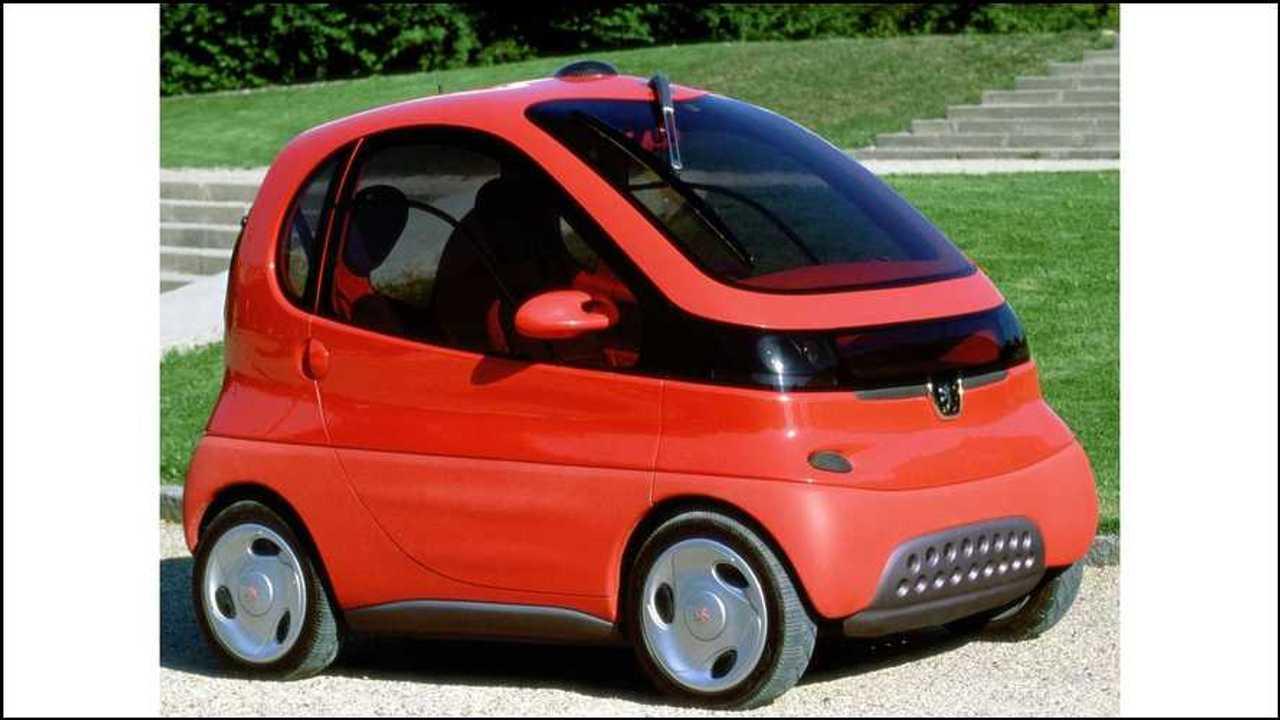 1995 Citroën/Peugeot Tulip konsepti