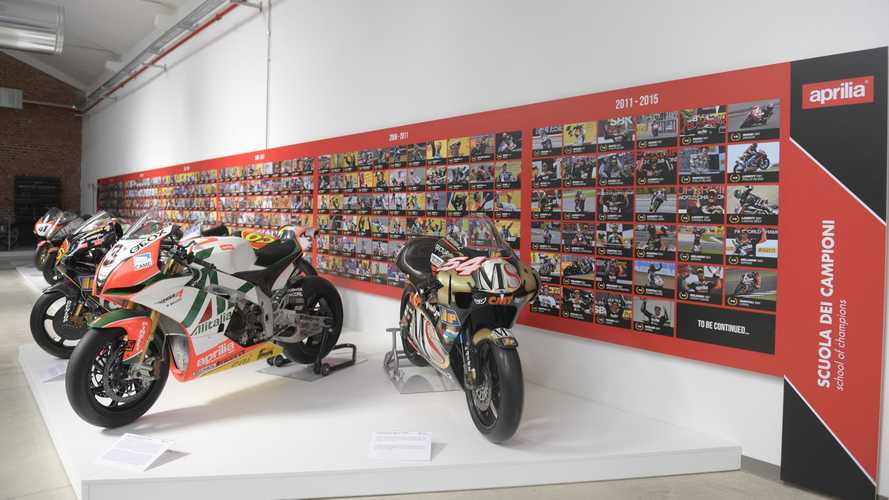 You Can Now Visit The Piaggio Museum Starting February 16th