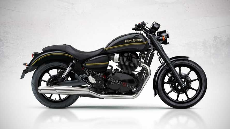 We Get To Hear The Upcoming Royal Enfield Cruiser 650's Note