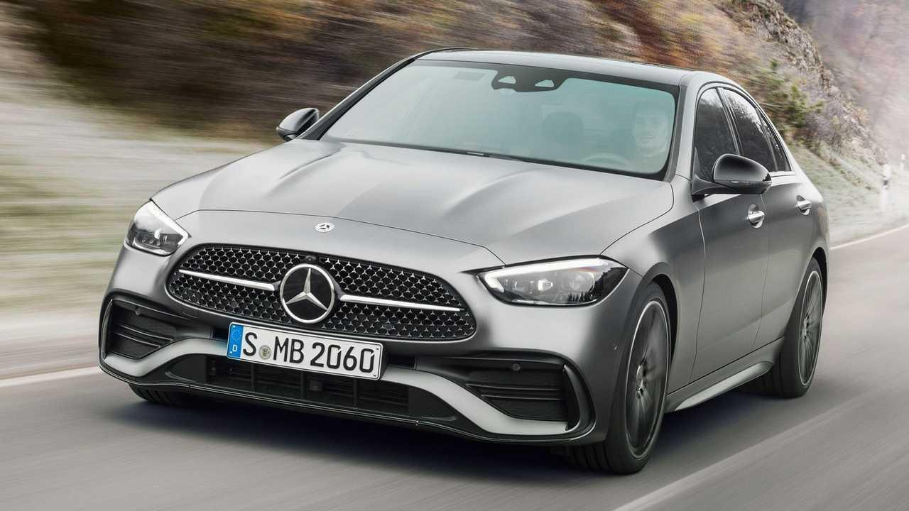Presentación del Mercedes-Benz Clase C 2021