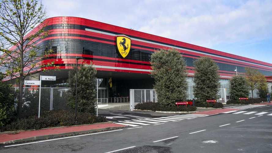 Ferrari promet l'arrivée d'une voiture électrique avant 2030