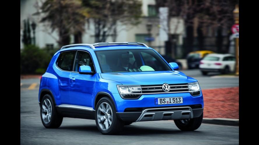 Skoda terá versão própria do VW Taigun no Salão de Genebra