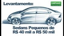 Salão do Automóvel: Volvo apresenta o novo e moderno sedan S60