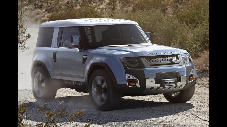 Land Rover e Jaguar estarão de fora do Salão de Detroit