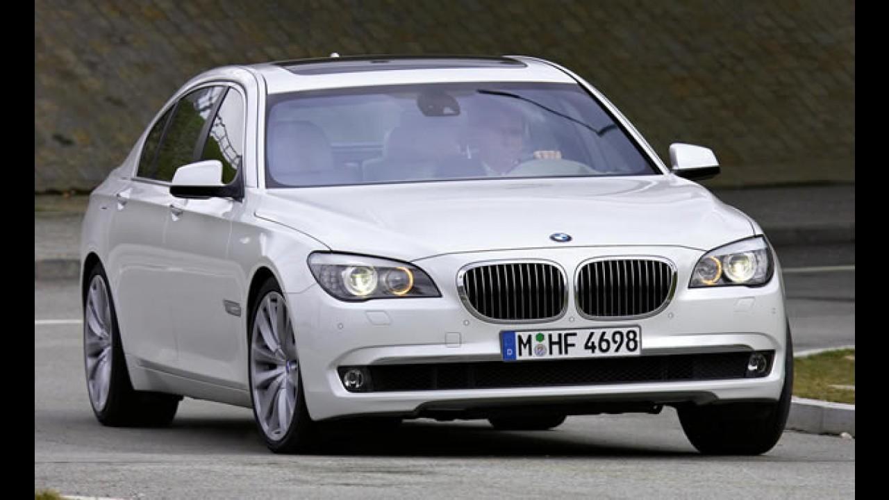 BMW comemora melhor janeiro de sua história