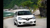Renault lança Clio 2013 por R$ 23.290 - Compacto é o mais econômico do segmento