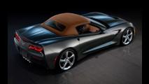 Corvette Stingray Conversível aparece em primeiras imagens oficiais