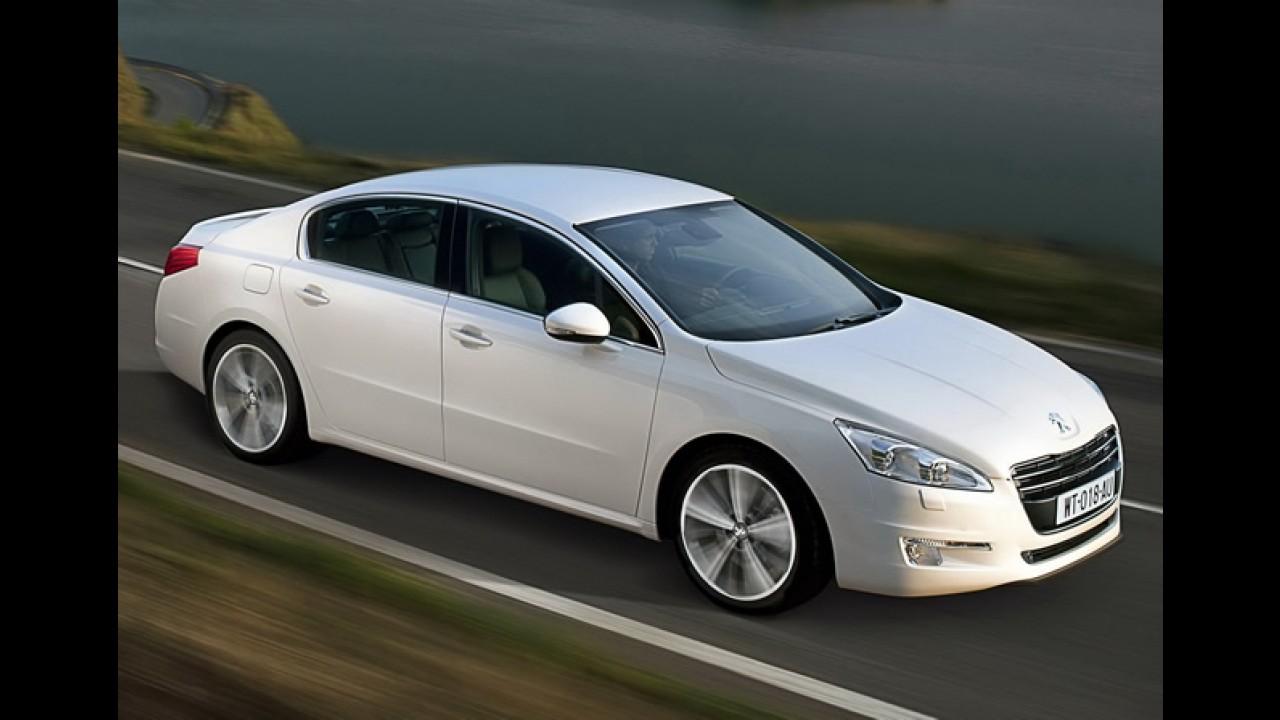 Veja a lista dos carros mais vendidos na Suécia em abril de 2012