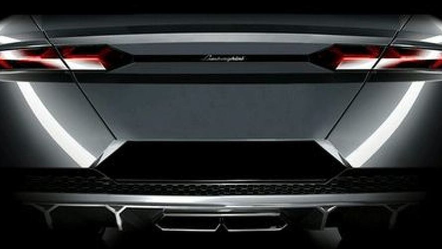 SPECULATION: Lamborghini Estoque Name Uncovered - 4-Door Concept Teasers Merged