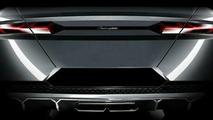 Lamborghini Estoque concept teasers