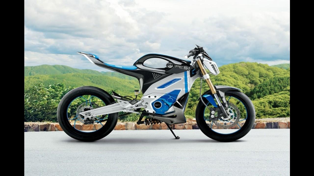 Yamaha terá duas motos elétricas em 2016