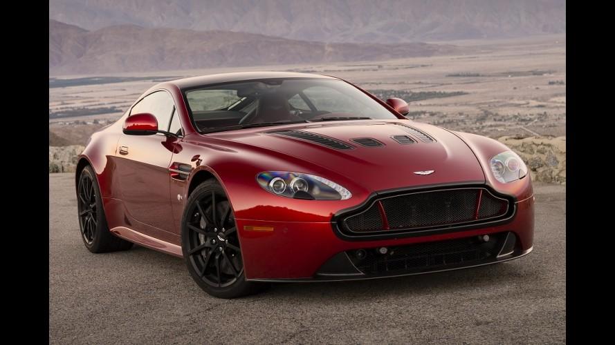 Nissan pensou em comprar participação na Aston Martin