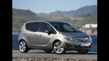 Opel celebra 150.000 unidades produzidas da Nova Meriva