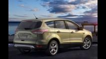 Ford Kuga 2014 chega à Argentina pelo equivalente a R$ 105 mil