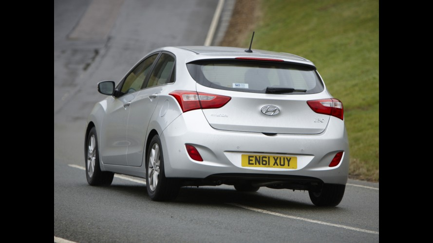 Novo Hyundai i30 começa a ser vendido em janeiro com motor 1.6 16V Flex de até 128 cavalos