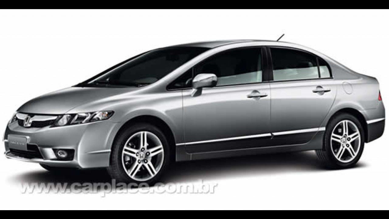 Honda Accord e New Civic recebem cinco estrelas em teste de segurança da EuroNCAP