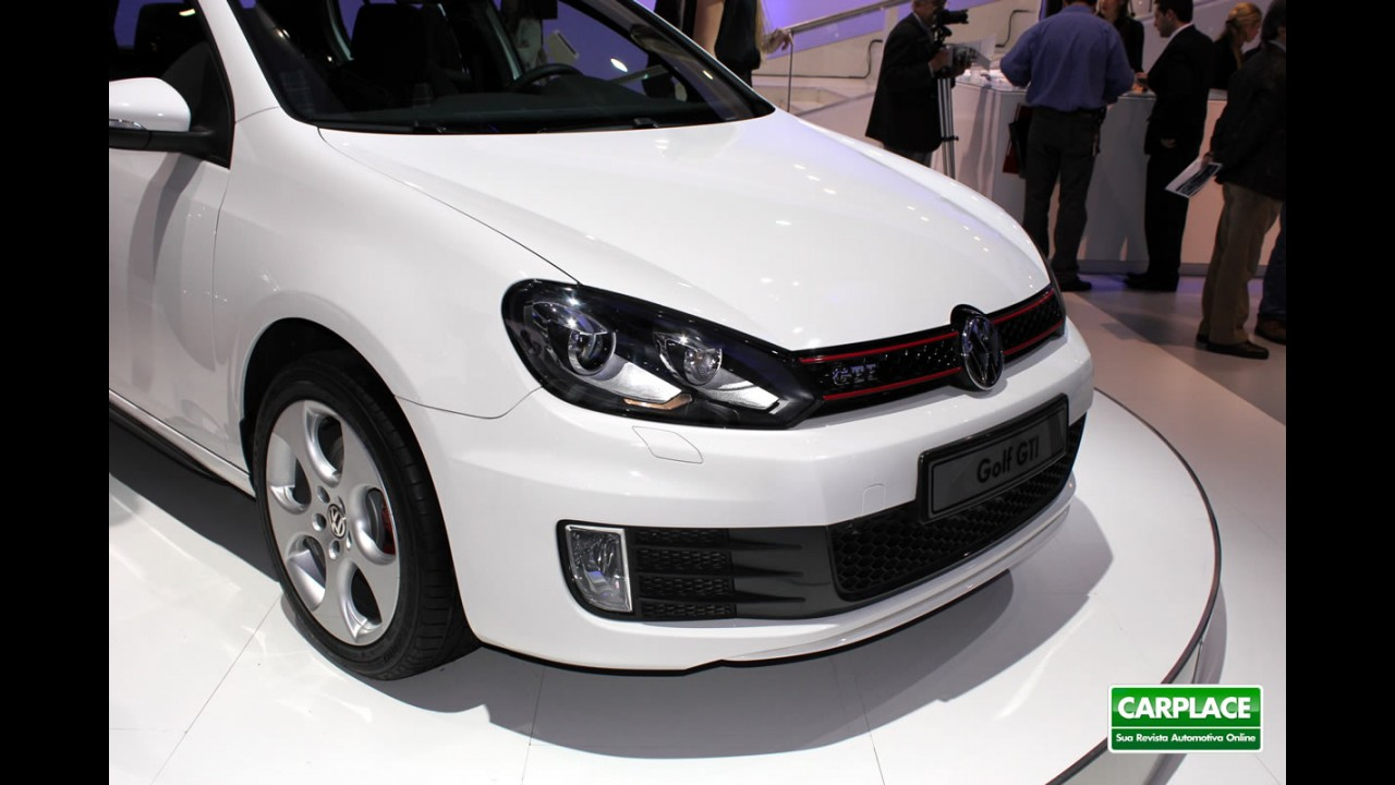 Argentina: Volkswagen Golf GTI VI chega por US$ 47 mil