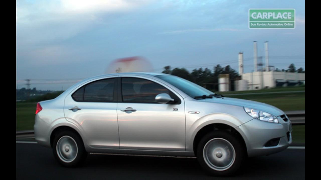 De acordo com pesquisa, 38% dos motoristas norte-americanos comprariam um carro chinês