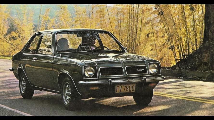 Carros para sempre: Chevette, a resposta compacta da Chevrolet