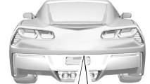 Mais imagens da nova geração do Corvette C7 vazam na internet
