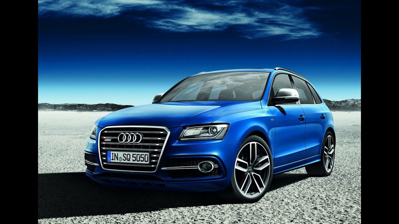 Audi divulga primeiras imagens oficiais do SQ5 TDI Exclusive Concept, que estará em Paris