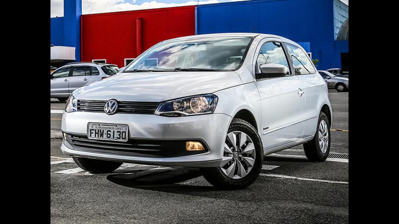 Volkswagen Gol foi o carro mais financiado em fevereiro - veja o ranking
