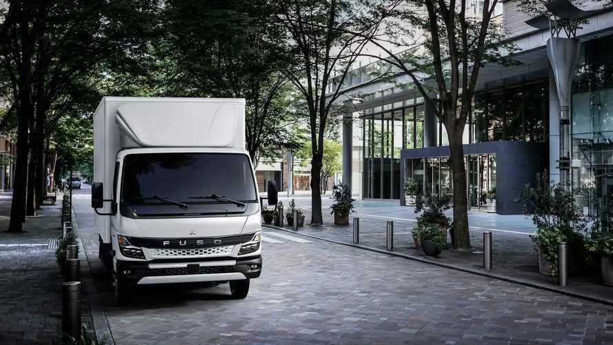 Fuso Trucks, nuovo Canter 2021, la versione Europea