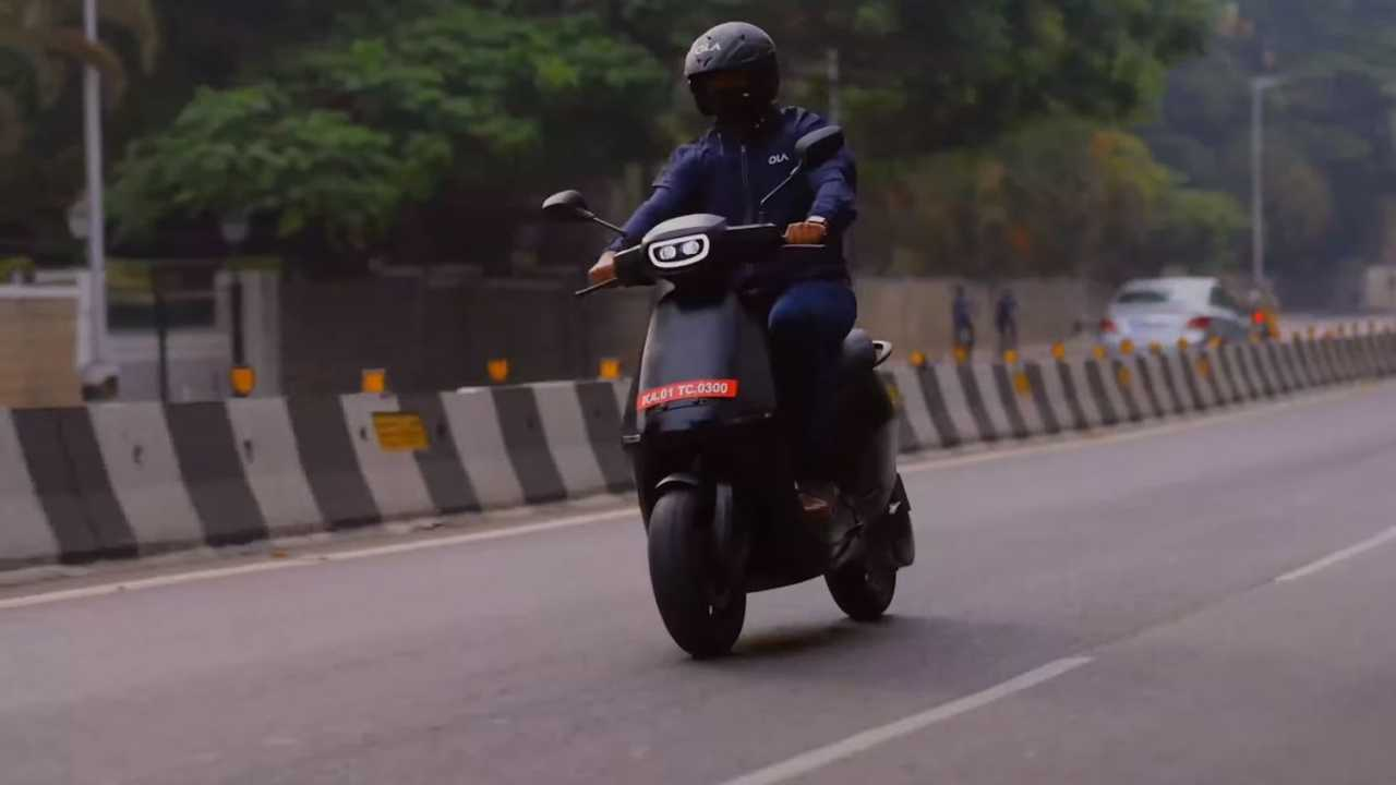 Ola scooter eletrico7