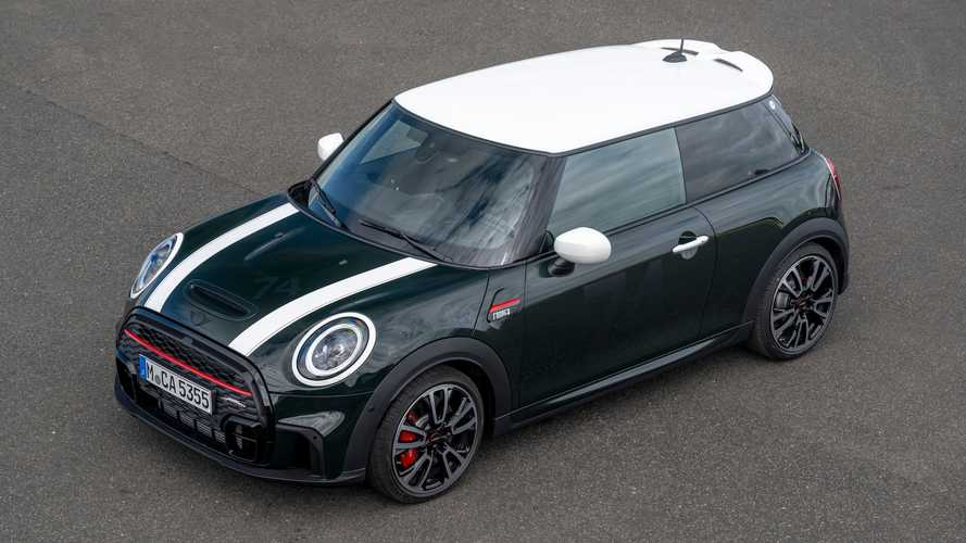 Mini Cooper celebrates 60th year with Limited Anniversary Edition