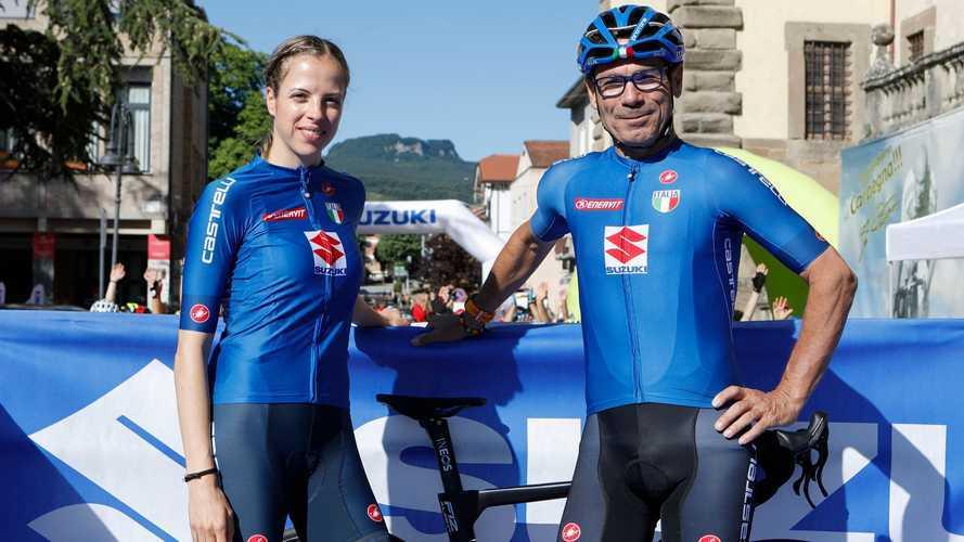 Suzuki, a Carpegna in scena la prima edizione del Bike Day
