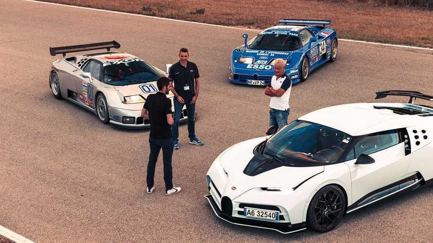 Probar un coche a 300 km/h: ¡así es como se hace con Bugatti!