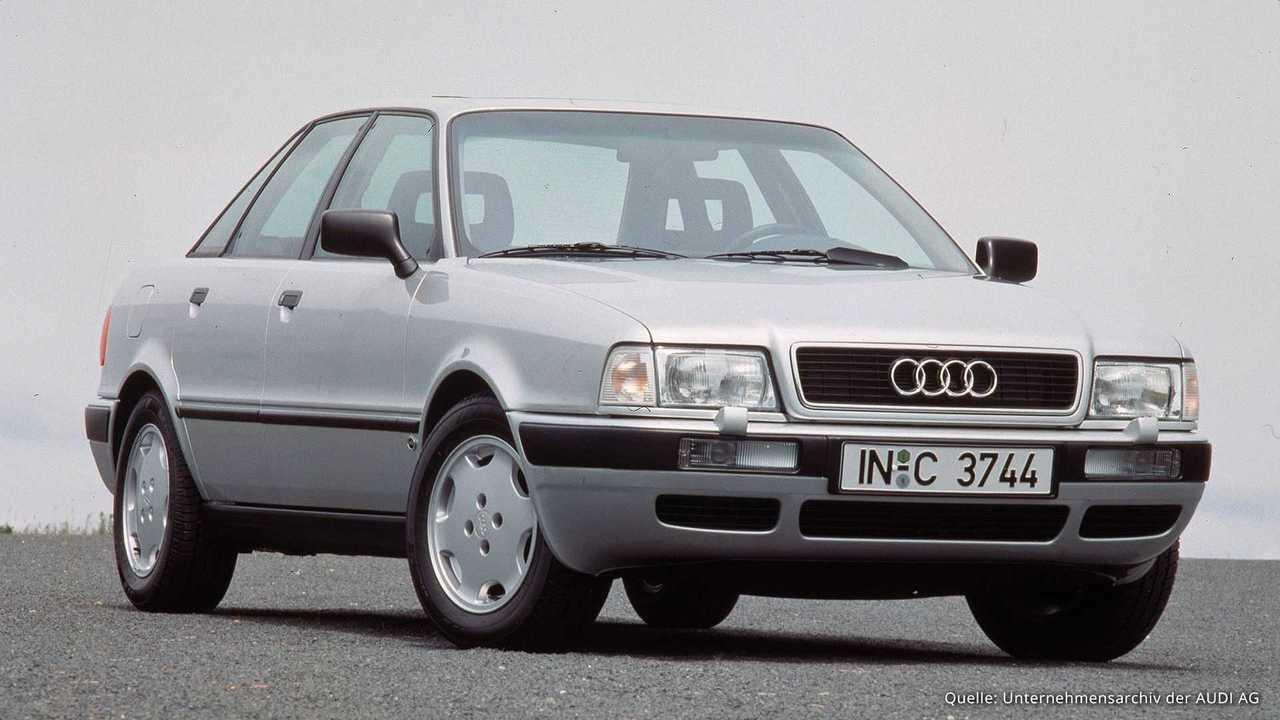 Audi 80 der Baureihe B4 ab 1991