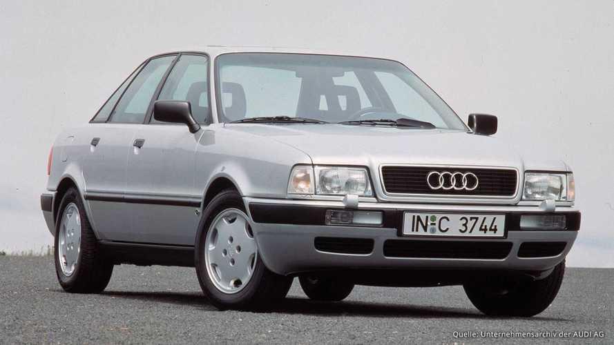 Audi 80 B4 (1991-1995): Klassiker der Zukunft?