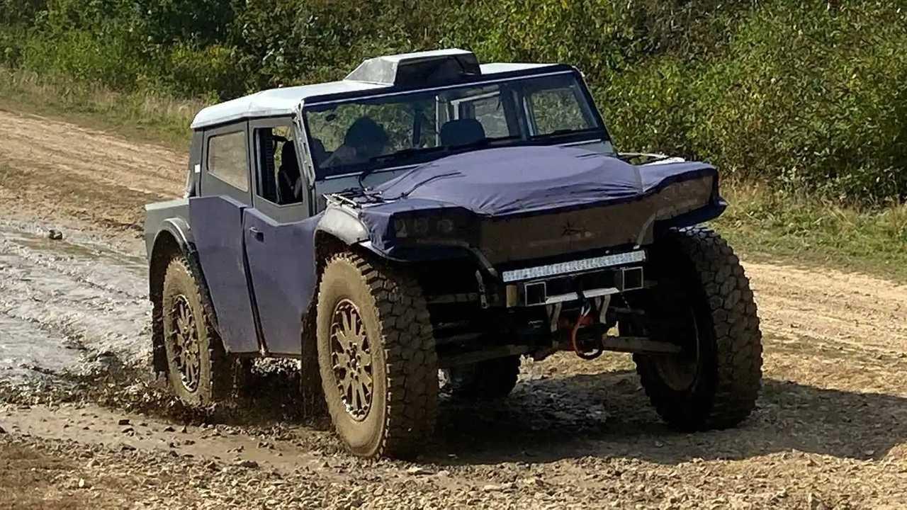 Fering Pioneer 2022 - dinamica anteriore